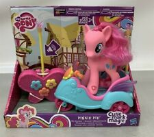 New Hasbro Cutie Mark Magic My Little Pony 'Pinkie Pie' RC Scooter