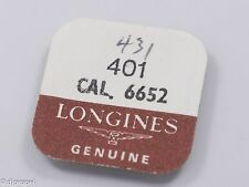 Longines Genuine Material Stem Part 401 for Longines Cal. 6652! Not Sealed