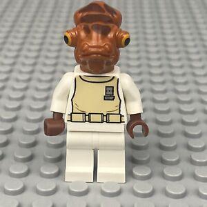 LEGO Star Wars Admiral Ackbar Minifigure - 75003 7754