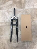 "Vintage NOS 1"" Post Moderne Cozy Threaded MTB Suspension Fork-158mm Steerer"