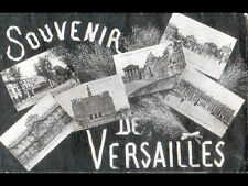 VERSAILLES (78) SOUVENIR / VILLE & CHATEAU en 1925