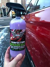 PEARL NANO.Speedcoat Shine 💥1 LITRE💥 Bottle(no dye!!!) Armor like Protection