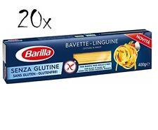 Barilla Bavette Linguine 400g Senza Glutine glutenfrei Pasta Nudeln