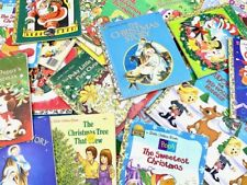 Christmas Little Golden Books Lot of 10 UNSORTED Mixed Titles Great Gift Snow