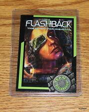 Rare & Collectible 1993 TEAM BLOCKBUSTER #21 Flashback Game Card - Near Mint