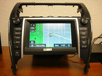 2012-2014 Toyota Camry OEM GPS Navigation System JBL PREM + HDD MAPS & ANTENNA