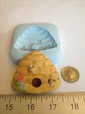 HONEY COMB FLOWER SILICONE MOLD #116 CHOCOLATE, FONDANT, GUMPASTE, CAKE, FAVORS