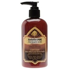 Babyliss Pro Morrocan Argan Oil Curl Cream - 300mL NEW BabylissPro