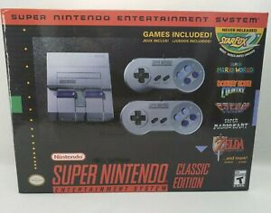 Super Nintendo NES Mini Classic Edition Control Deck - Brand New SNES