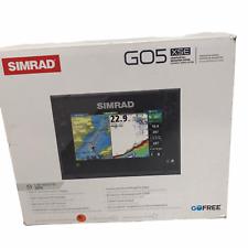 SIMRAD GO5 XSE CHARTPLOTTER/FISHFINDER C-MAP DISCOVER CHART MFG#  000-12451-002