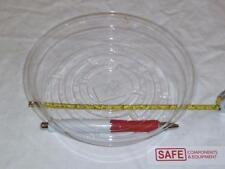 "Plant Saucer Protector 7"" Vinyl Plastic Clear Round Floor Tray QTY-5 MM-150"