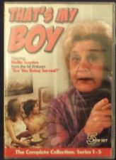DVD: THAT'S MY BOY : Molly Sugden : Complete Series 1-5  - in English / inglés