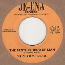 Sir Charles Hughes Brotherhood Of Man Je-Ena Soul Northern Rocksteady