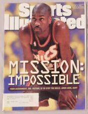Gary Payton Seattle Supersonics 1996 Sports Illustrated
