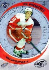 2005-06 UD Ice #252 Valtteri Filppula