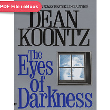 The Eyes of Darkness by Koontz Dean [P.D.F] and [E.PUB]