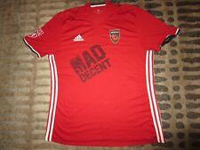 Phoenix Rising FC Soccer Football USL adidas Jersey Womens XL