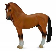 Campolina Red Dun Stallion - 13cm Horse Model by CollectA 88701 - New with Tag