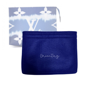 Felt Insert Organizer for L V Escale Toiletry 26 Pouch w/ D-rings