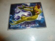 SNAP - Rhythm Is A Dancer - Classic 1992 UK 4-track CD single