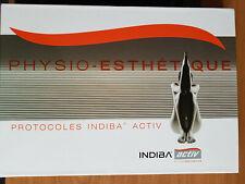 Procolos del Indiba Activ - Tratamientos Fisioterapia