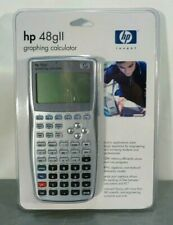 New Sealed Hp 48Gii Graphing Calculator w/ Manual Book Engineering Surveying Pro