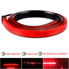 "1x LED 41"" High Mount Third Brake Stop Rear Strip Lamp Tail Light Bar Windshield"