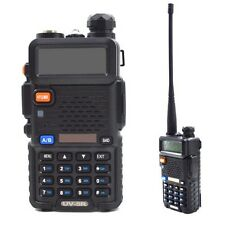BaoFeng Handheld Radio Scanner 2-Way Digital Transceiver Portable Antenna Police