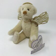Annette Funicello Angel Collection Luna Ivory Plush Bear