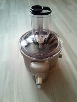 KitchenAid Food Processor Vorsatz Zubehör 5KSM2FPA Kitchen Aid Exactslice System