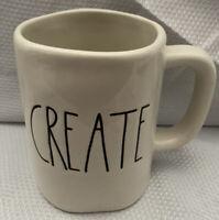 Rae Dunn By Magenta CREATE Coffee Tea Mug Farmhouse Home Decor
