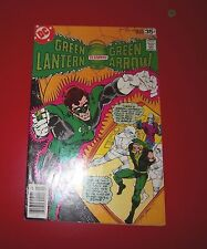 GREEN LANTERN #102 W/ GREEN ARROW SIGN UP AND SEE THE UNIVERSE DENNY O'NEIL 1978