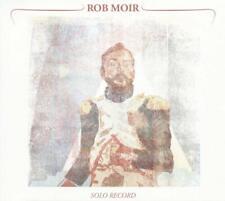 ROB MOIR - SOLO RECORD   VINYL LP NEU