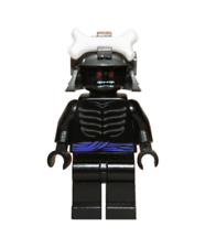 Lego Lord Garmadon 2507 2505 2506 The Golden Weapons Ninjago Minifigure