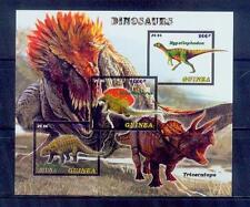 guinea / 2016 dinosaurs series.. /good condition