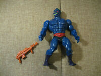 Vintage Masters of the Universe MOTU Webstor Incomplete 1981 No COO with Gun