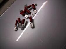 Rundstecker rot Verpackung 100 Stk Beutel