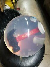 clear bowling ball Hammer