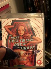 The Night Evelyn Came out of the Grave (Blu-ray Disc, 2017)