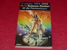 [BIBLIOTHEQUE H. & P.-J. OSWALD] L'ANNEE 1977-1978 DE LA SCIENCE FICTION Goimard