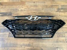 New 2019-2020 Elantra Sedan Sport Edition Front Bumper Grille Genuine Hyundai