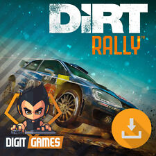 DiRT Rally - Steam / PC Game - New - Driving / Racing