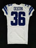 #36 Ahmad Dixon - Dallas Cowboys NFL Locker Room Game Issued Lightly Worn Jersey