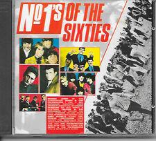 V/A - NO. 1's Of the Sixties CD Album 14TR UK 1988 The Troggs Love Affair
