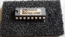 IC TDA1470 TV VA Osc. Sync. VA out 1 Stck NOS, SGS