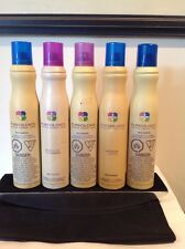 Lot Of 5  Pureology Antifade Complex Incharge Flexible Hold Styling Spray 9 oz