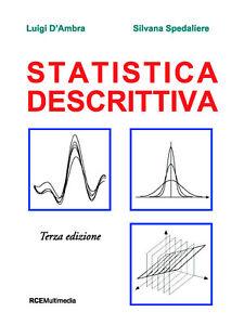 D'AMBRA SPEDALIERE - STATISTICA DESCRITTIVA - RCE