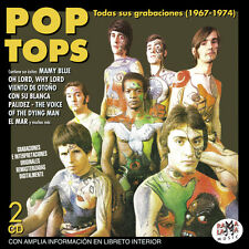 POP-TOPS-TODAS SUS GRABACIONES (1966-1974)-2CD
