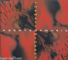 Agents of Music feat. Susanne schätzle-the way to My Heart ♫ PROMO-CD 94 ♫ RAR