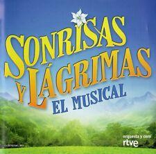 "Azpilicueta - Orchestra Y Chorus Rtve "" Smiles Lagrimas El Musical "" Spanish CD"